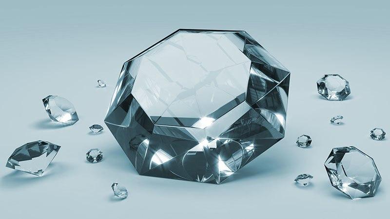 seleccionar la calidad del diamante