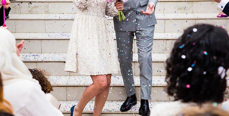 ideas para el día de la boda