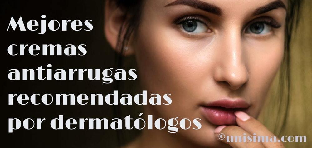 mejores-cremas-antiarrugas-recomendadas-dermatologos