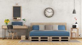 Muebles con palets: ideas fáciles para decorar
