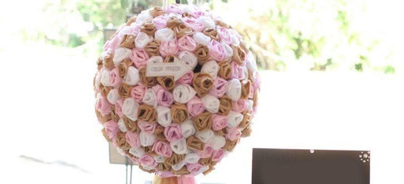 piñata boda con mensajes