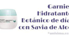 Hidratante Refrescante Botánico con Savia de Aloe de Garnier, Análisis y Alternativa