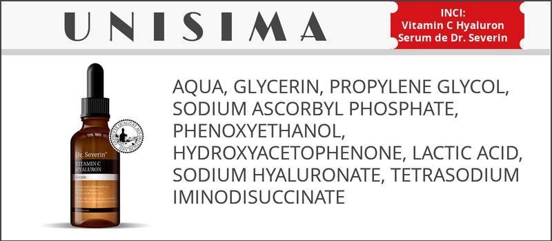 Vitamin C Hyaluron Serum de Dr. Severin