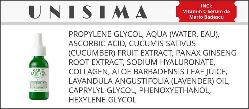 Vitamin C Serum de Mario Badescu