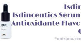 Isdinceutics Serum Antioxidante Flavo-C de Isdin, Análisis y Alternativa