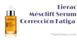 Serum Corrección Fatiga Mésolift De Lierac, Análisis y Alternativa