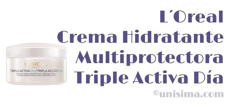 triple activa dia loreal