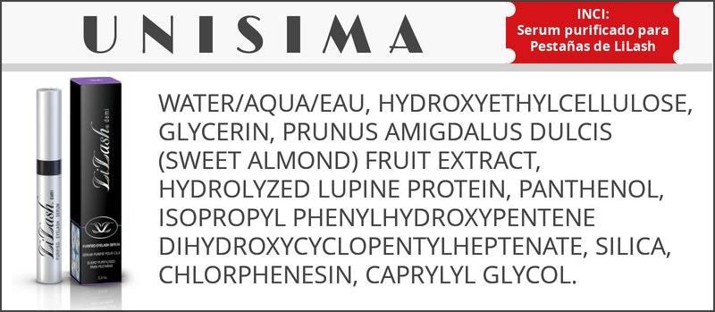 inci serum lilash