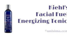 Facial Fuel Energizing Tonic for Men de Kiehl's, Análisis y Alternativa