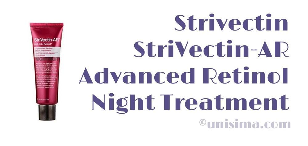 strivectin crema retinol