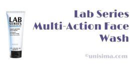 Multi-Action Face Wash de Lab Series, Análisis y Alternativa