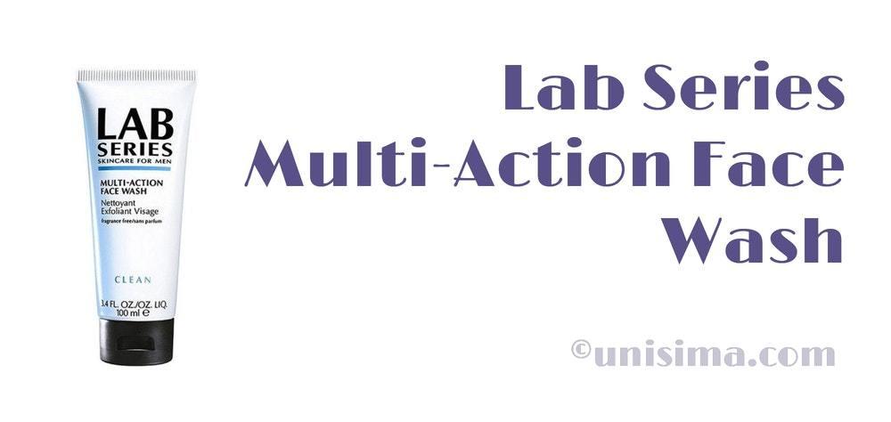 lab series limpiador