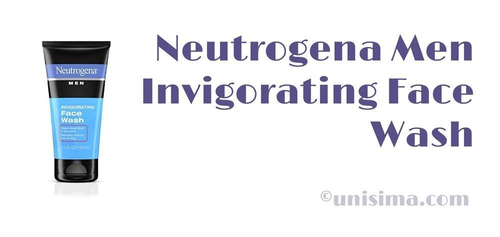 neutrogena men limpiador