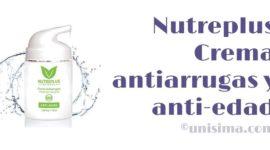 Crema antiarrugas y anti-edad de Nutreplus, Análisis y Alternativa