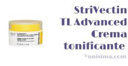 Crema tonificante para el rostro y el cuello TL Advanced de StriVectin, Análisis y Alternativa