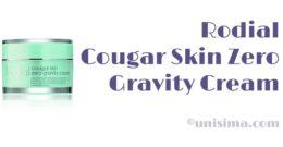 Cougar Skin Zero Gravity Cream de Rodial, Análisis y Alternativa