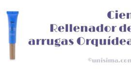 Rellenador de arrugas Orquídea de Cien, Análisis y Alternativa