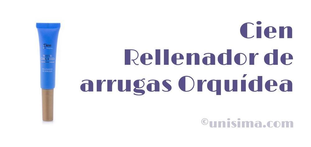 cien rellenador orquidea