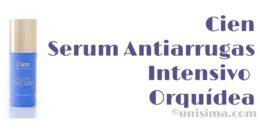 Serum Antiarrugas Intensivo Orquídea de Cien, Análisis y Alternativa