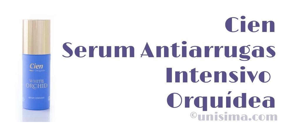 cien serum orquidea