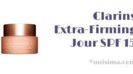 Crema antiarrugas Extra-Firming Jour SPF 15 de Clarins, Análisis y Alternativa