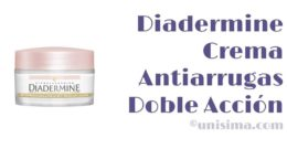 Crema Antiarrugas Doble Acción de Diadermine, Análisis y Alternativa