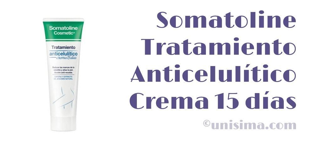 crema antielulitica somatoline