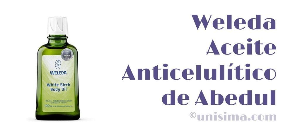 crema antielulitica weleda