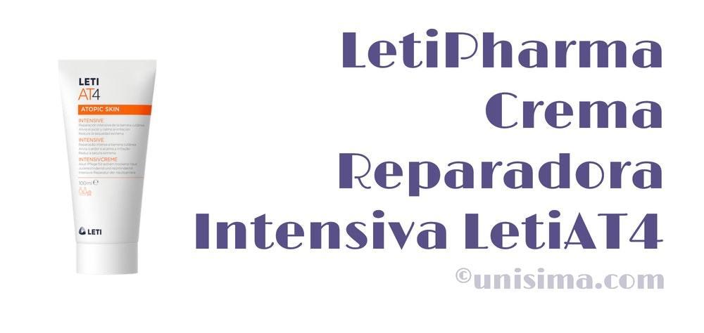 crema pieles atopicas letipharma