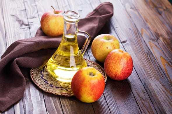 vinagre de manzana celulitis