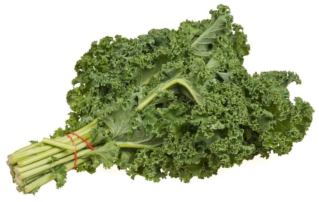 Comiendo kale diariamente puedo adelgazar
