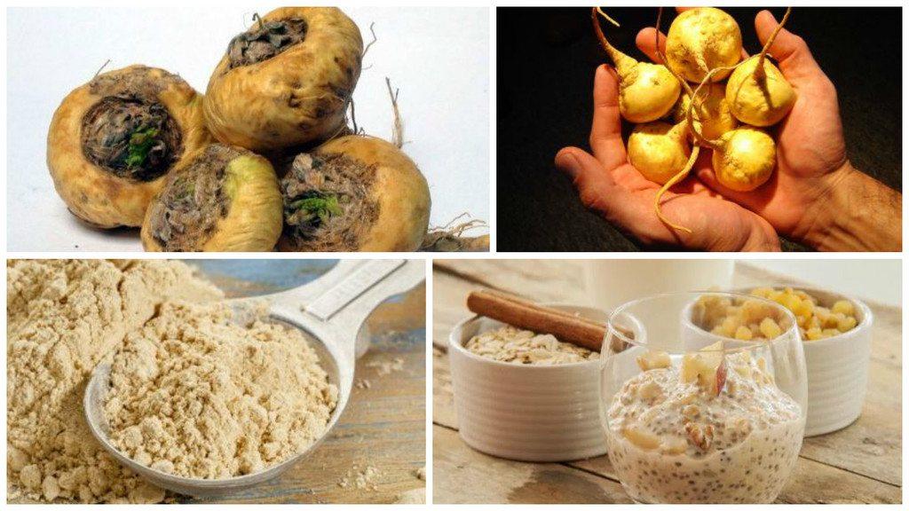 Efectos secundarios de la raíz de maca