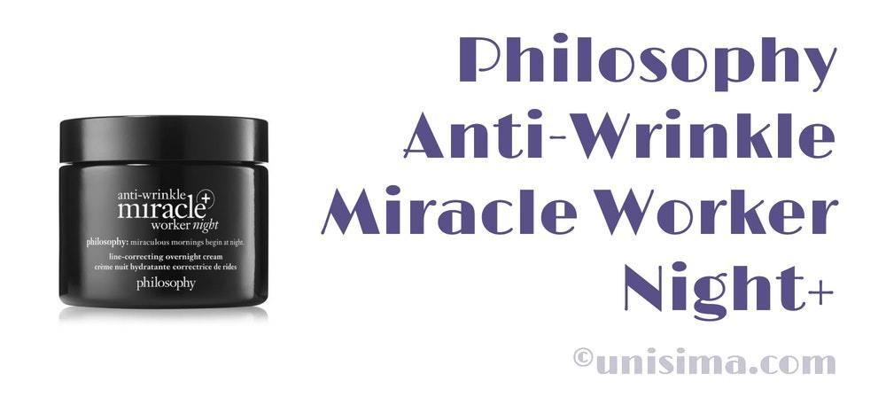 crema antiarrugas philosophy
