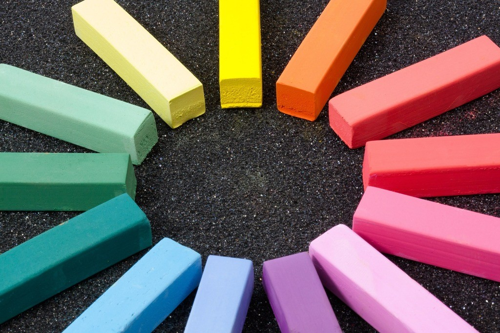 tonos de colores
