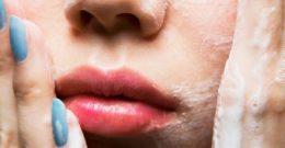 12 errores que estás cometiendo al lavarte la cara