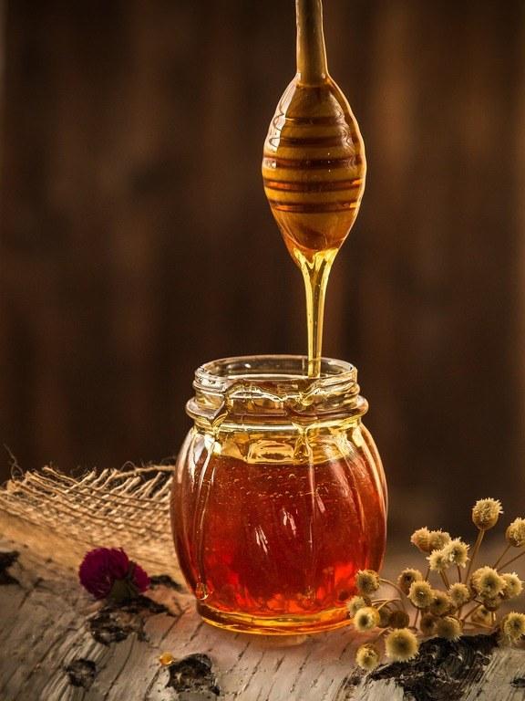 bote de miel
