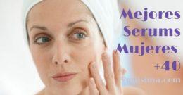 Los 6 Mejores Serums para Mujeres de 40 años
