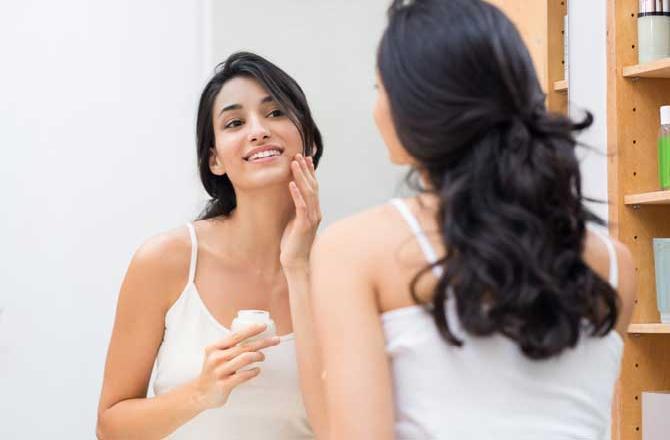 rutina cuidado piel 40 anos