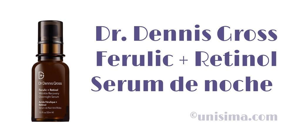 serum dr dennis gross