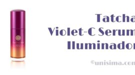 Violet-C Serum Iluminador de Tatcha, Análisis y Alternativa