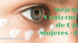 Los 6 Mejores Contornos de Ojos para Mujeres de 40 años