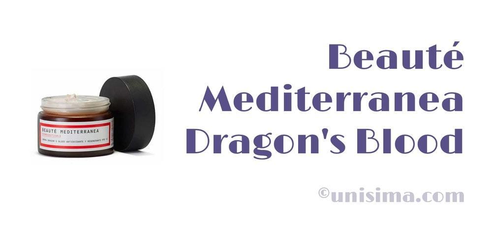 crema dragons blood beaute mediterranea