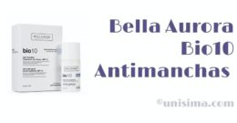 BIO10 Antimanchas Tratamiento de Choque de Bella Aurora, Análisis y Alternativa