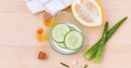 Remedios caseros para minimizar las manchas oscuras