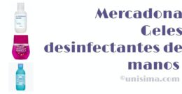 Gel desinfectante de manos de Mercadona, Análisis y Alternativa