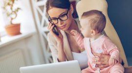 Madres trabajadoras: el rostro valiente de la pandemia