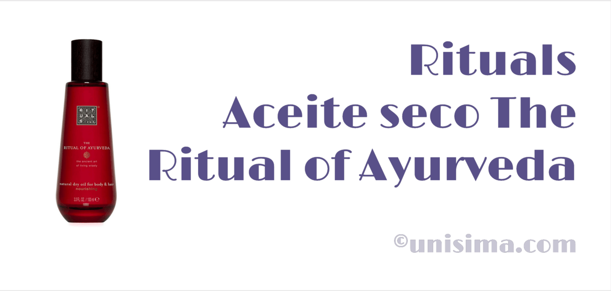 aceite corporal rituals