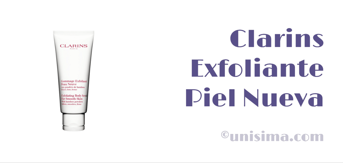 exfoliante corporal clarins